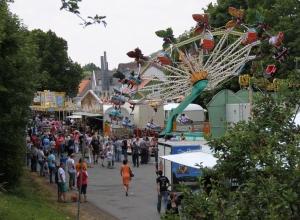 Kirchweihumzug 2014